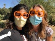 Desiree and Keli Gerken - Halloween 2020